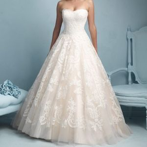 Allure Bridal Gown 9217